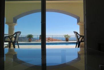 Villa De Rêve Avec Une Vue Spectaculaire